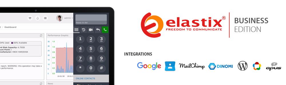 ارائه ماژول Elastix Business Edition توسط پالوسانتو